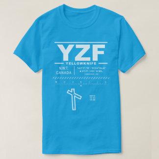Yellowknife Airport YZF T-Shirt