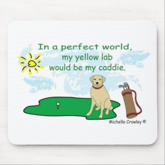 YellowLab Mouse Pad