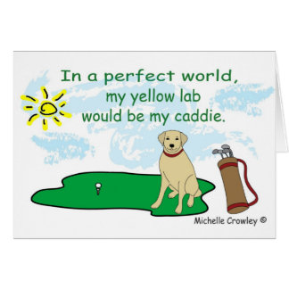 YellowLab Tarjeta De Felicitación