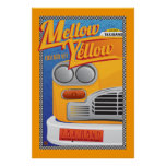 YellowMellow TaxiBand-Poster
