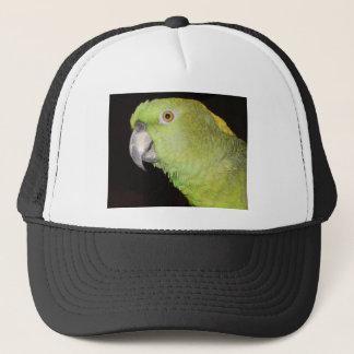 Yellownape Amazon Trucker Hat