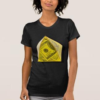 YellowPowerPyramidMoney021411 T-Shirt
