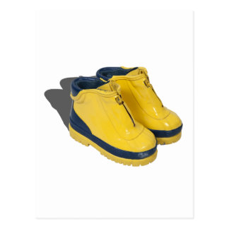YellowRubberBoots042112.png Postcard