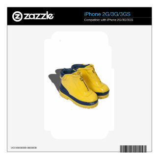 YellowRubberBoots042112.png Decal For iPhone 3G