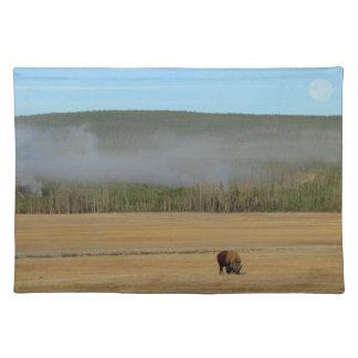 Yellowstone American MoJo Placemat Cloth Place Mat