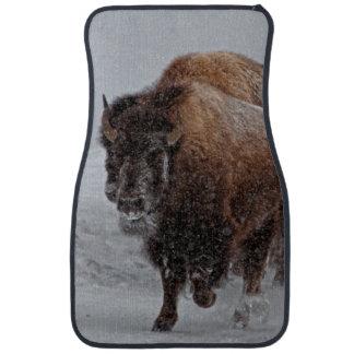 Yellowstone Bison Car Mat