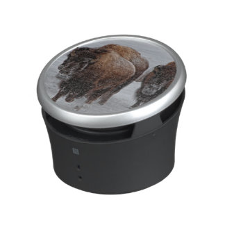Yellowstone Bison Speaker