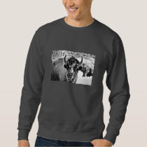 Yellowstone Bison Sweatshirt