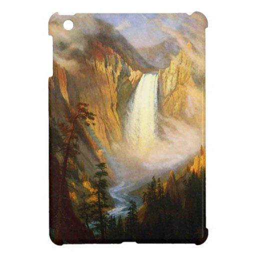 Yellowstone cae mini caso del iPad