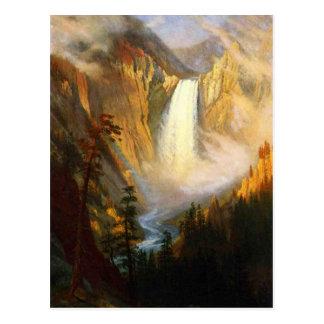 Yellowstone cae postal