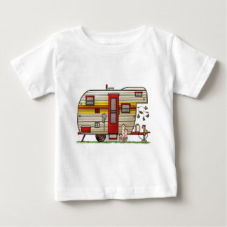 Yellowstone Camper Trailer T Shirt