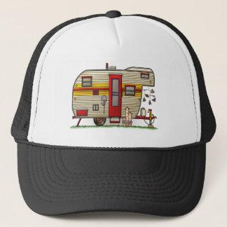 Yellowstone Camper Trailer Trucker Hat