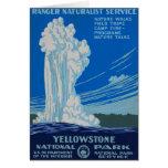 Yellowstone! Card