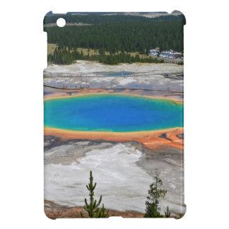 YELLOWSTONE CASTLE GEYSER iPad MINI COVER