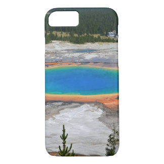 YELLOWSTONE CASTLE GEYSER iPhone 8/7 CASE