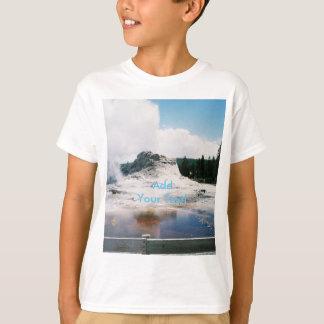Yellowstone Castle Geyser T-Shirt
