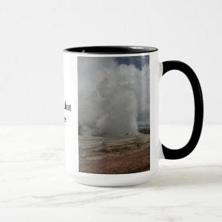 Yellowstone Coffee Mug - Nature Quotes