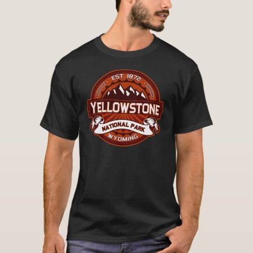 Yellowstone Crimson T-Shirt