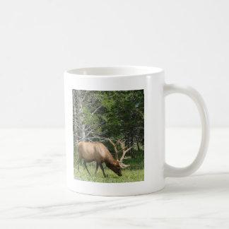 Yellowstone Elk Coffee Mug