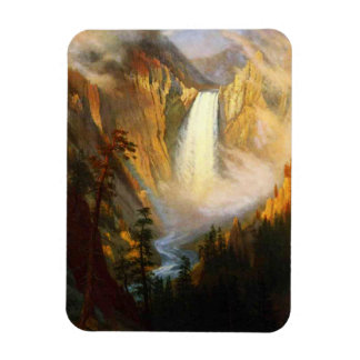 Yellowstone Falls Magnet