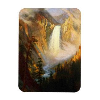 Yellowstone Falls Magnet