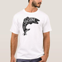 Yellowstone Fishing T-Shirt