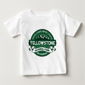 Yellowstone Forest Baby T-Shirt