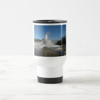 Yellowstone Geyser Travel Mug