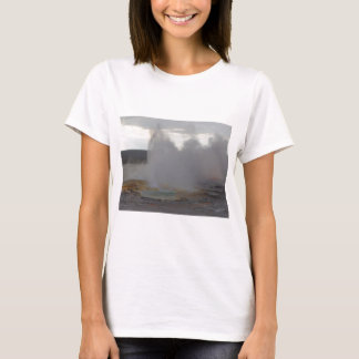 Yellowstone Geysers Sunsets T-Shirt