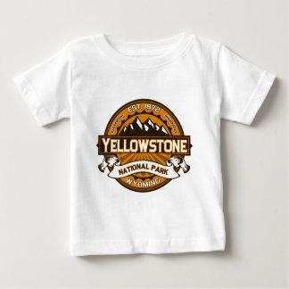 Yellowstone Golden Baby T-Shirt