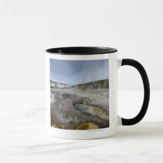 Yellowstone is famous for its geothermal mug