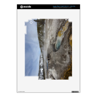 Yellowstone is famous for its geothermal decals for iPad 3