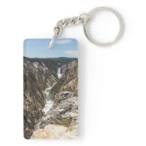 Yellowstone key chain