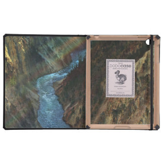 YELLOWSTONE LOWER FALLS COVER FOR iPad