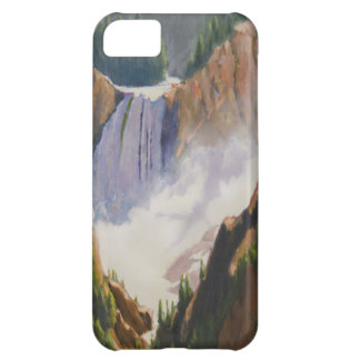 Yellowstone Lower Falls iPhone 5 Case