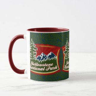 Yellowstone Mountain Mug
