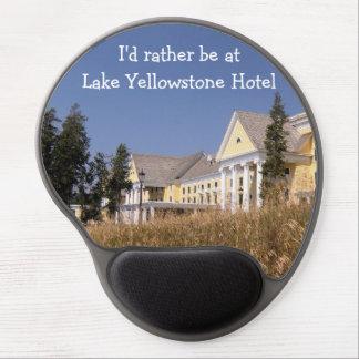 Yellowstone Mousepad Alfombrillas Con Gel