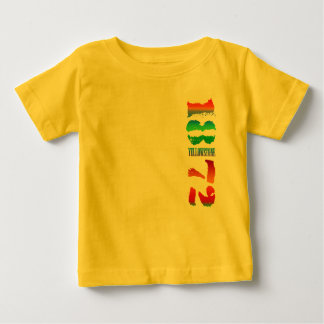 Yellowstone National Park - 1872 Baby T-Shirt