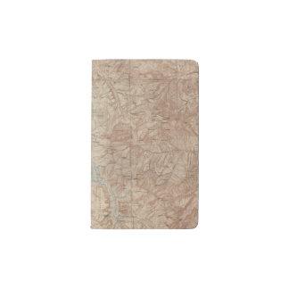 Yellowstone National Park 2 2 Pocket Moleskine Notebook