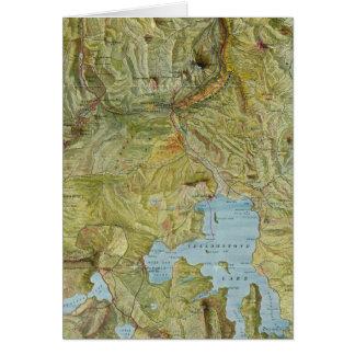 Yellowstone National Park 2 Greeting Card