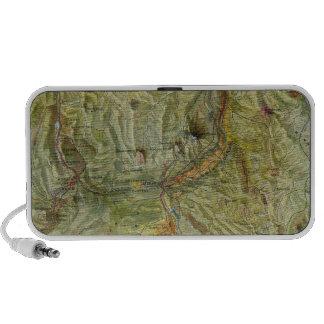 Yellowstone National Park 2 iPod Speakers