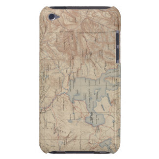 Yellowstone National Park 2 iPod Touch Covers