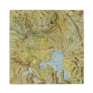 Yellowstone National Park 2 Maple Wood Coaster