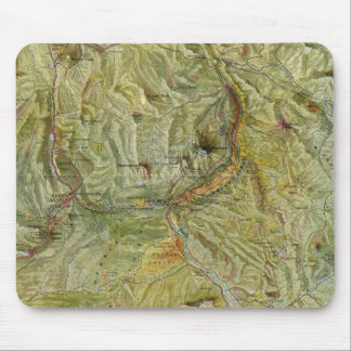 Yellowstone National Park 2 Mouse Pad