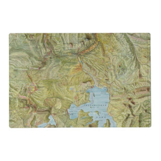 Yellowstone National Park 2 Placemat