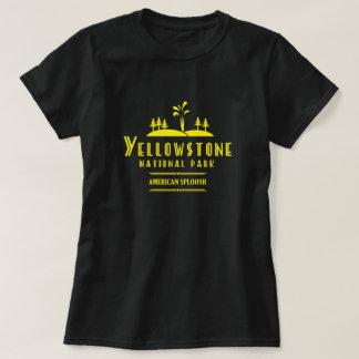Yellowstone National Park - American Sploosh T-Shirt