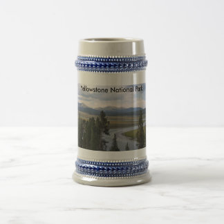 Yellowstone National Park Beer Stein