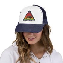 Yellowstone National Park Bison Wyoming Montana Trucker Hat
