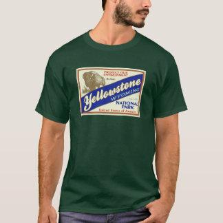 Yellowstone National Park (Buffalo) T-Shirt