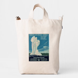 Yellowstone National Park Duck Bag